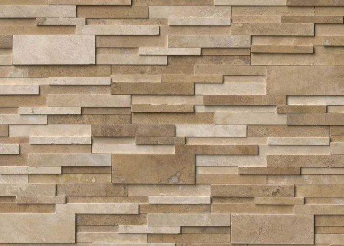MSI Surfaces Casa Blend Stacked Stone Panels